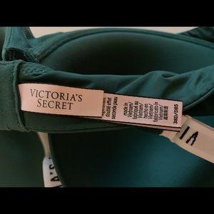 Victoria's Secret Intimates & Sleepwear - Victoria's Secret | Green Bra NWOT